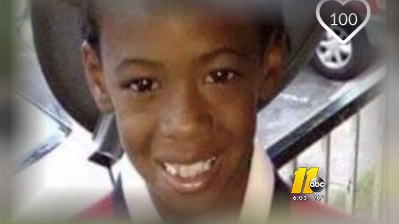 Durham Police identify child fatally shot in SUV