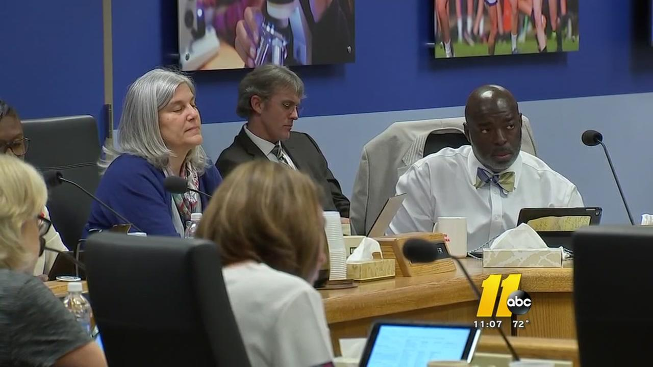 The school board met during its regularly scheduled Tuesday night work session and board meeting. Funding was a heavy topic.