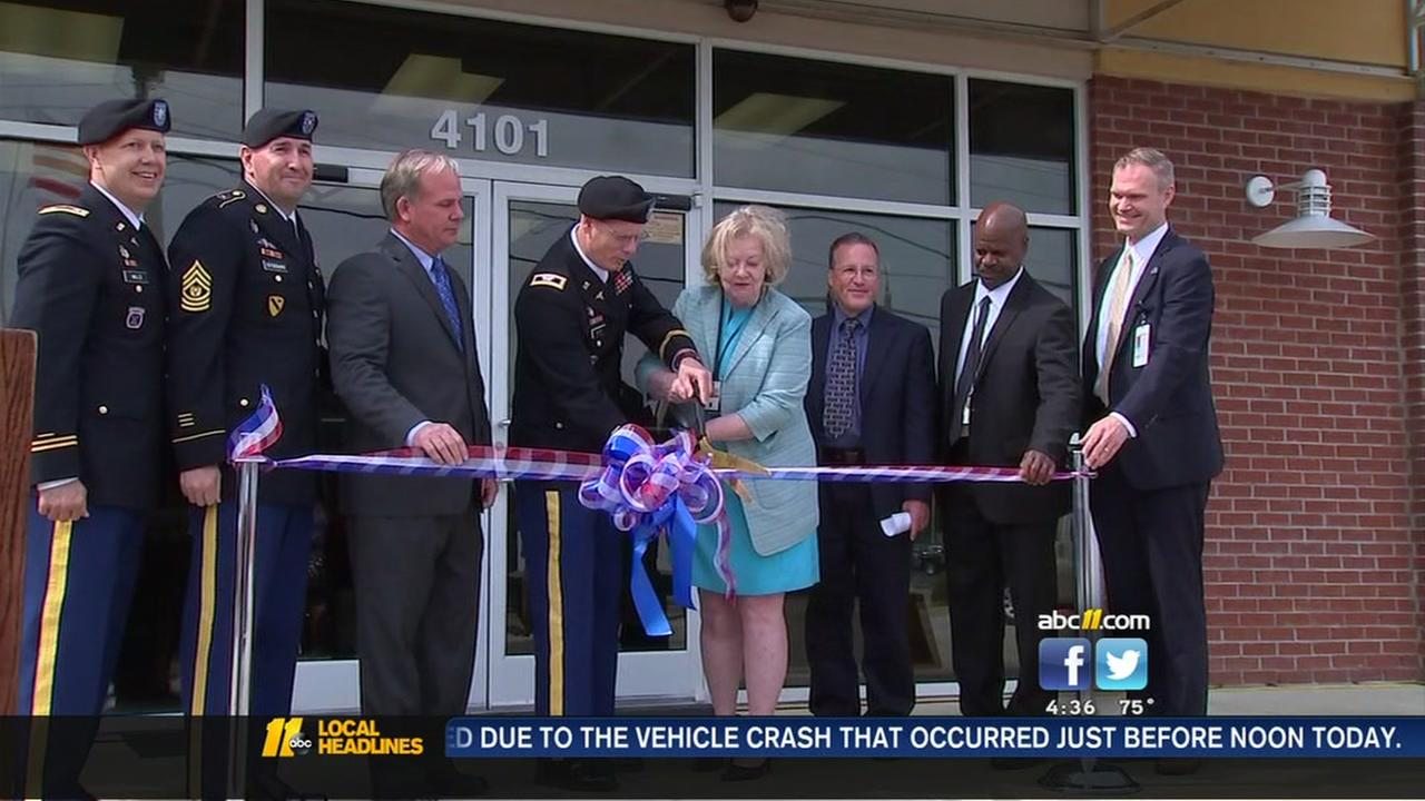 Rehabilitation Clinic opens in Fayetteville