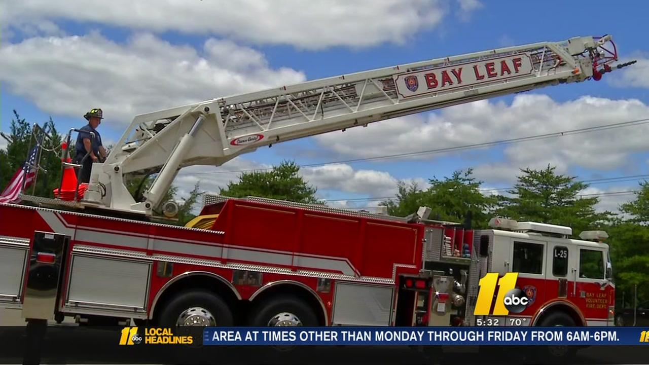 Fire departments merge in Wake County