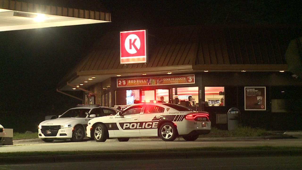 Durham police investigate 2 armed robberies