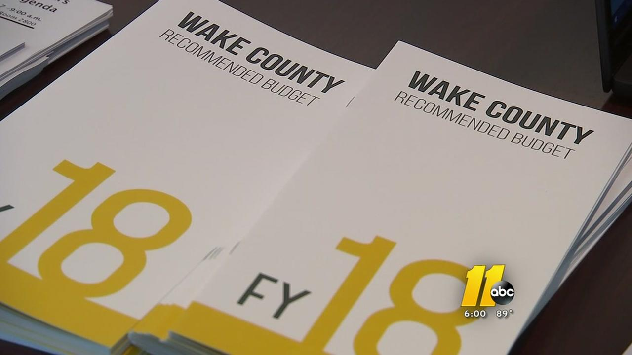 Vote on proposed Wake County budget nears