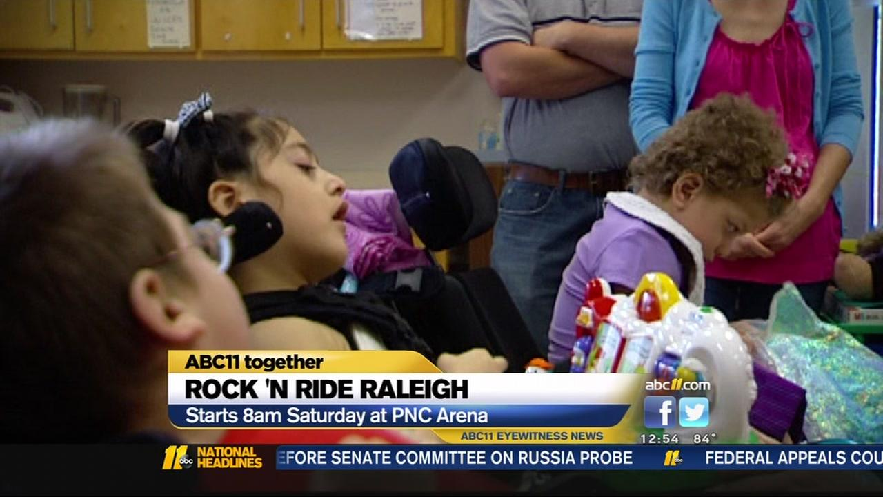 Rock n Ride raises money for Tammy Lynn Center