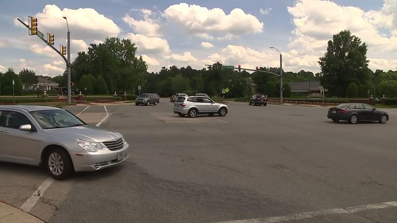 Cary Parkway to be widened at High House Road