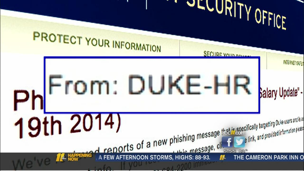 Troubleshooter Consumer Alert: Duke Pay Raise Scam