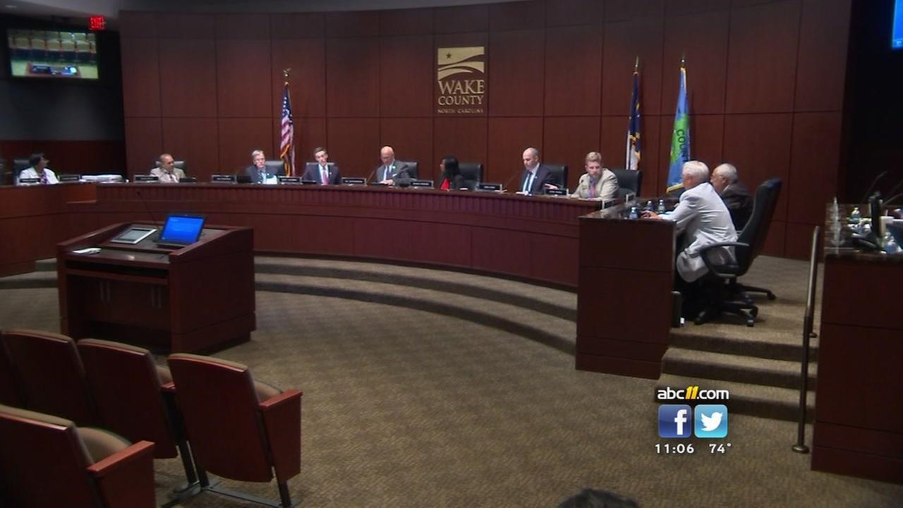Wake County passes budget