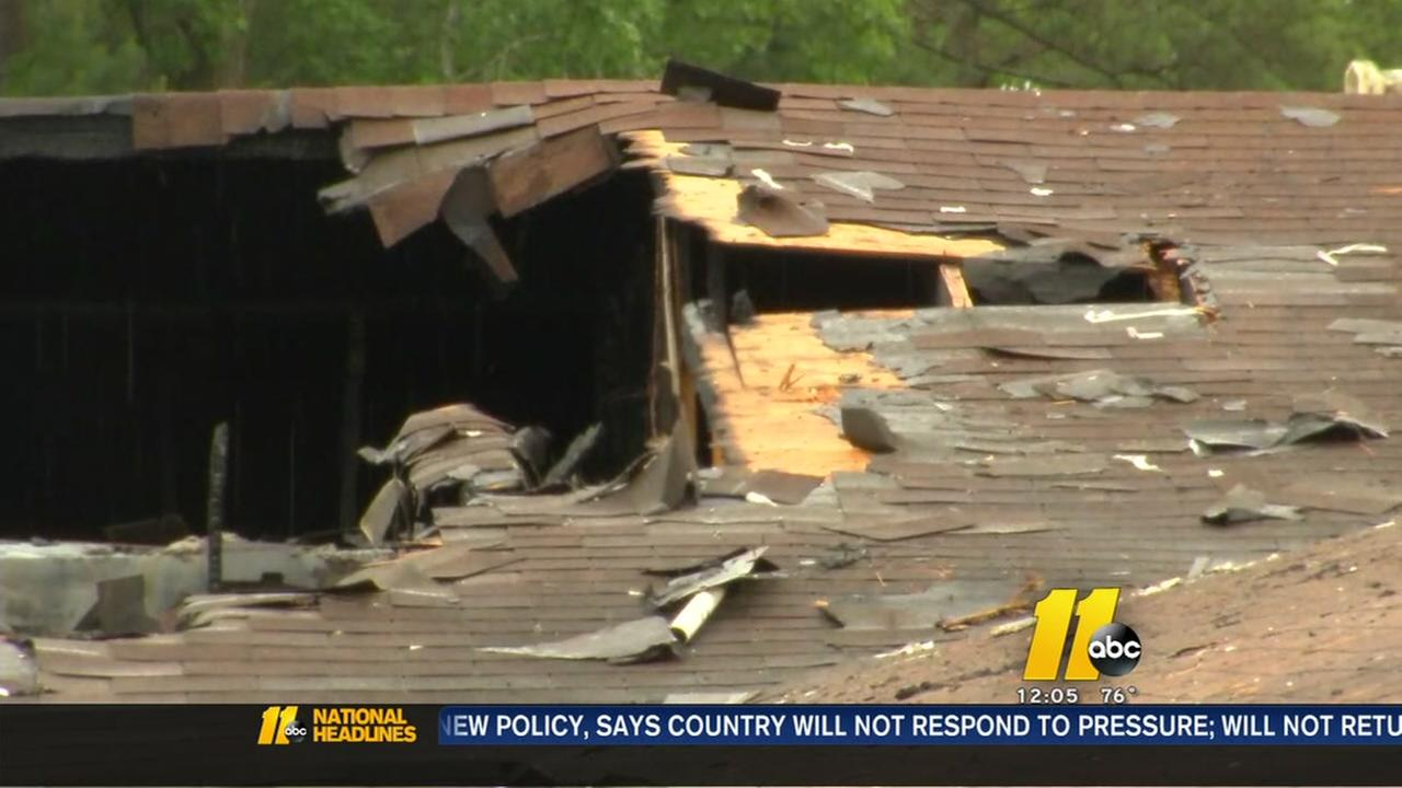 Harnett County rest home residents forced out by fire