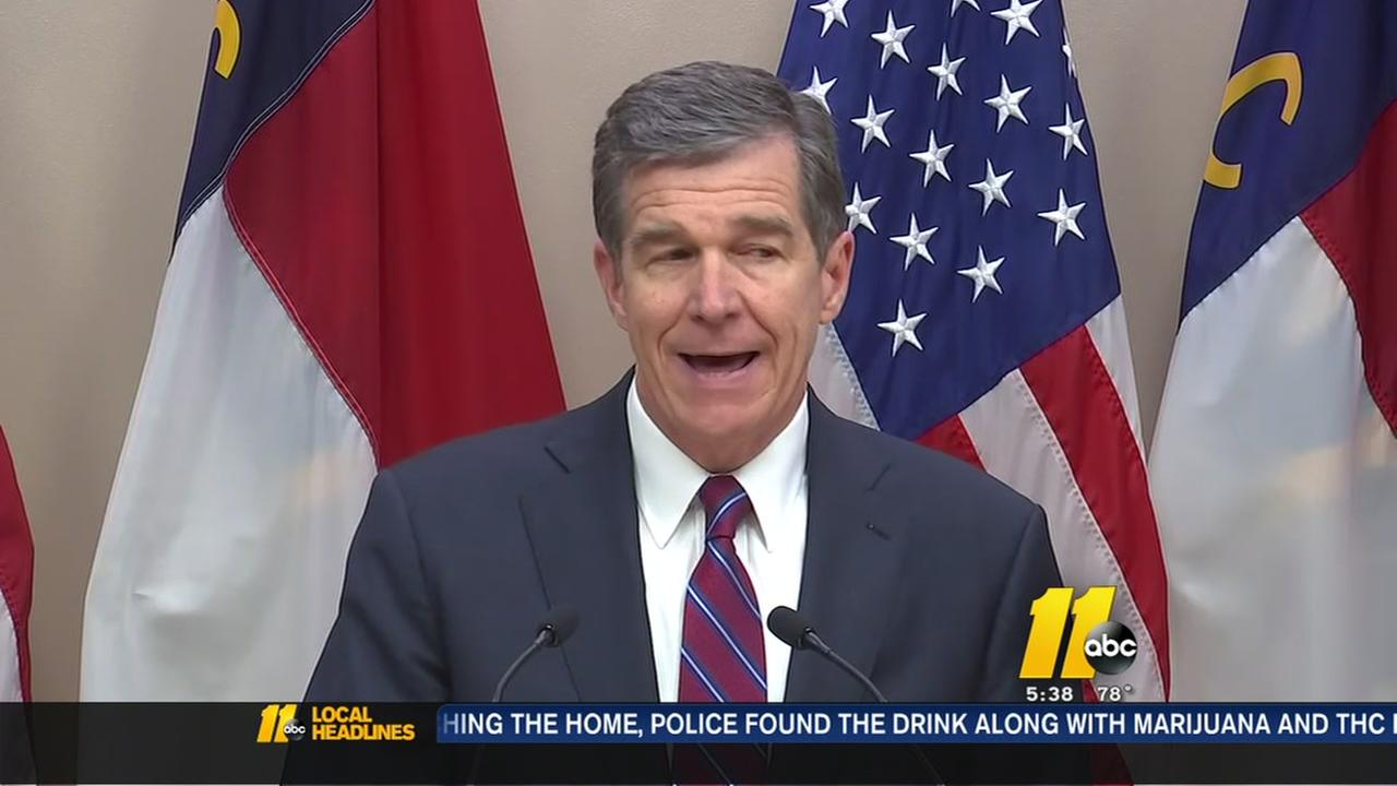 Cooper criticizes NC GOPs budget plan