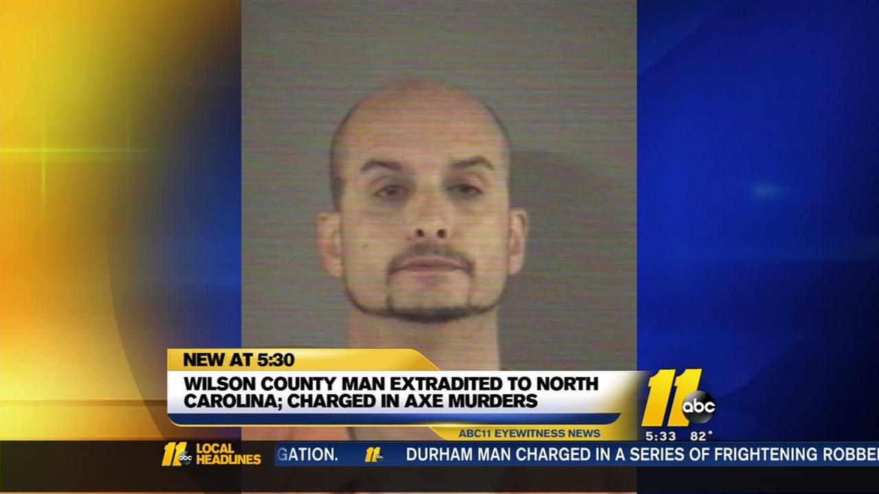 Wilson County man arrested in California after wife, dad found dead in NC
