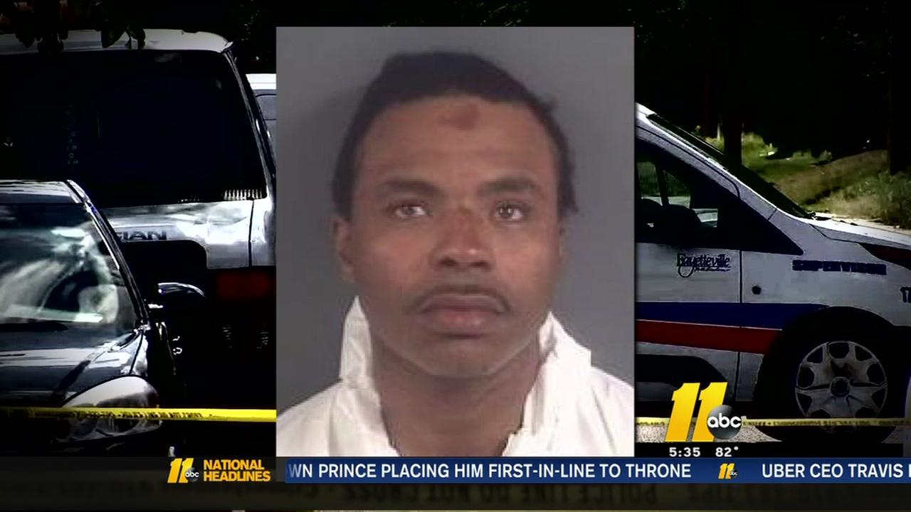 Fayetteville police arrest suspect in homicide case