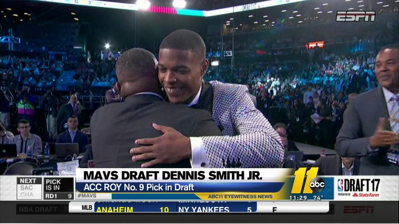 ACC players well represented at NBA Draft