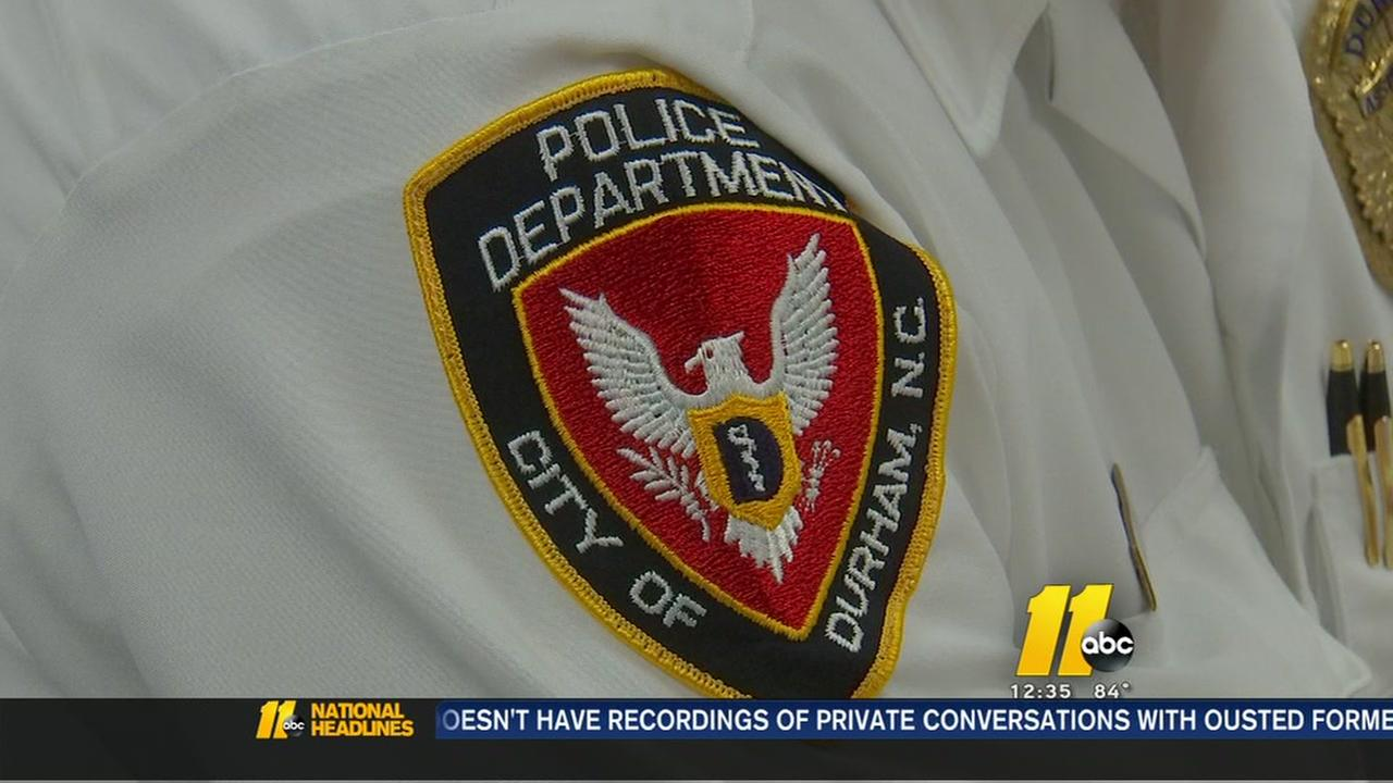Durham police wear sensors to learn about stress