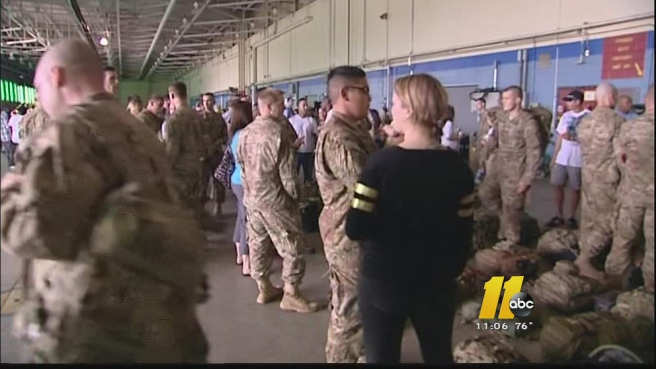 Another deployment delay for Ft. Bragg soldiers