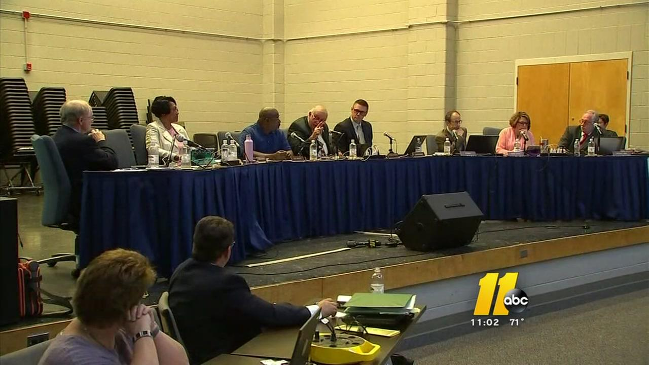 Orange County Board of Education sends controversial dress code change back to committee