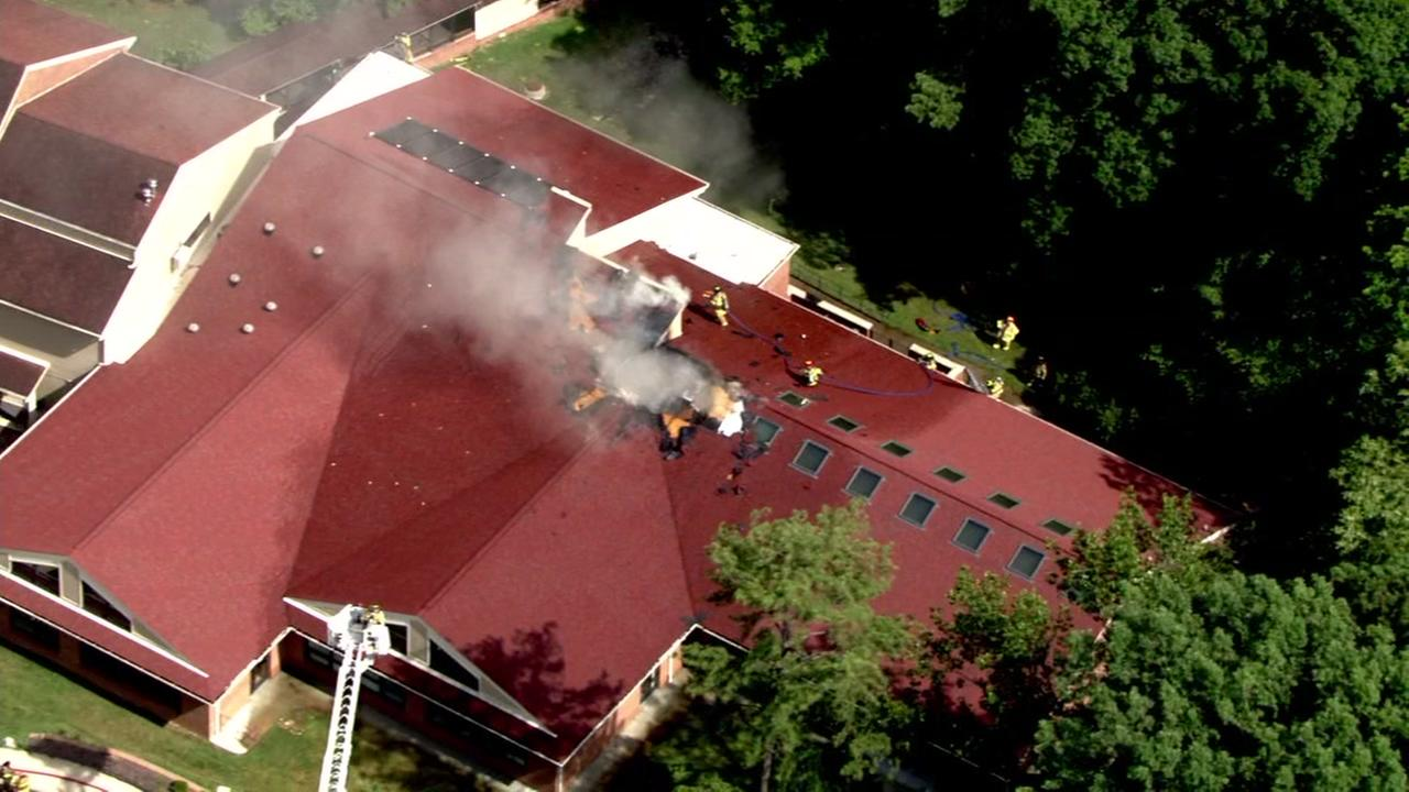 Fire at Chapel Hill retirement home