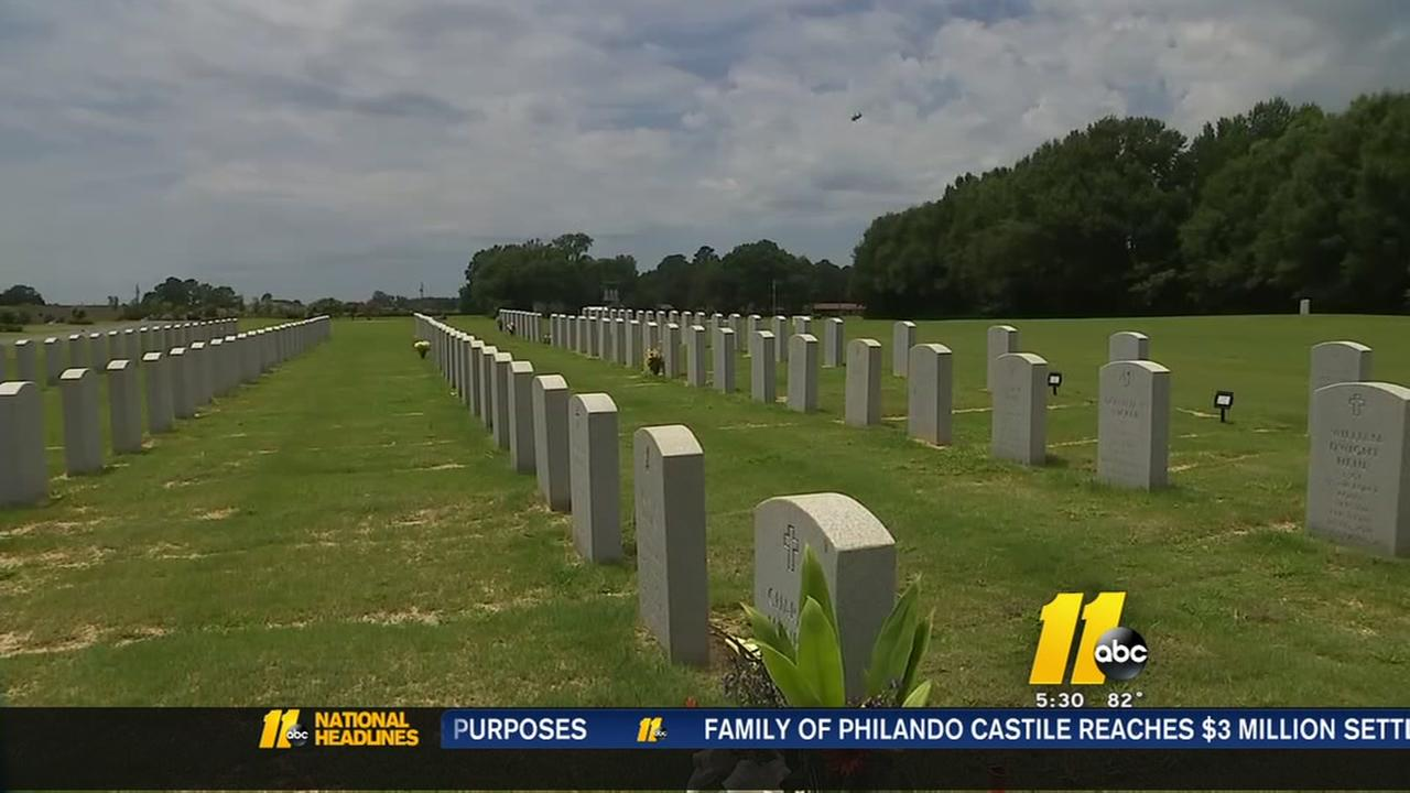 New budget shuts off funding for veteran cemetery