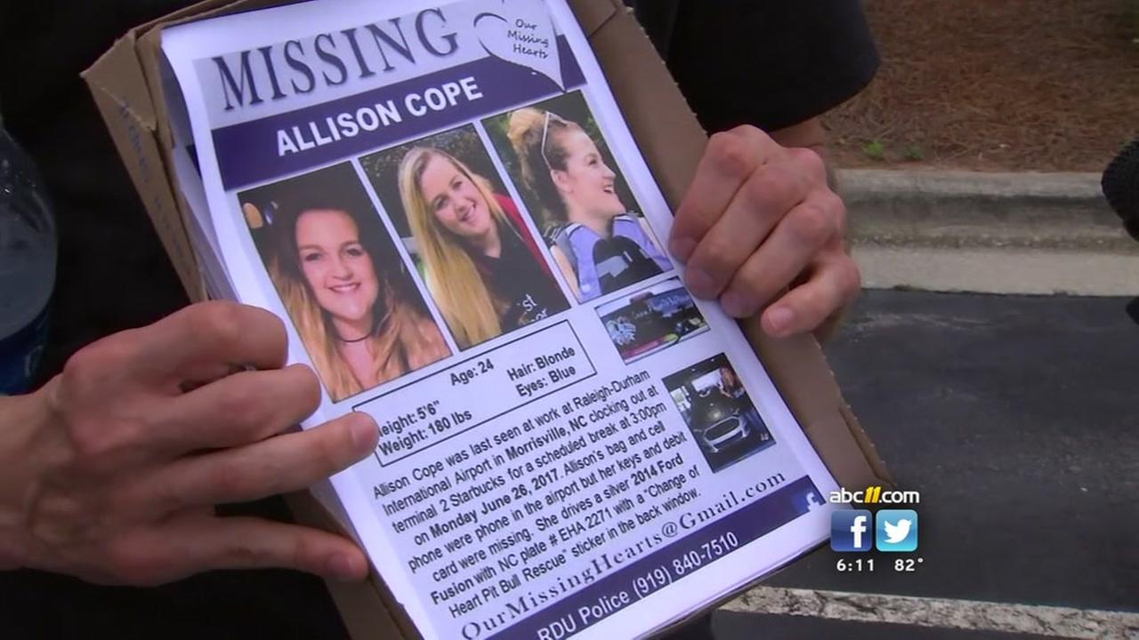 Allison Cope: Missing Starbucks Employee Spotted At North Carolina Gas Station