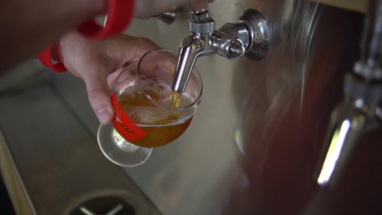 Former aid workers open taproom in downtown Durham