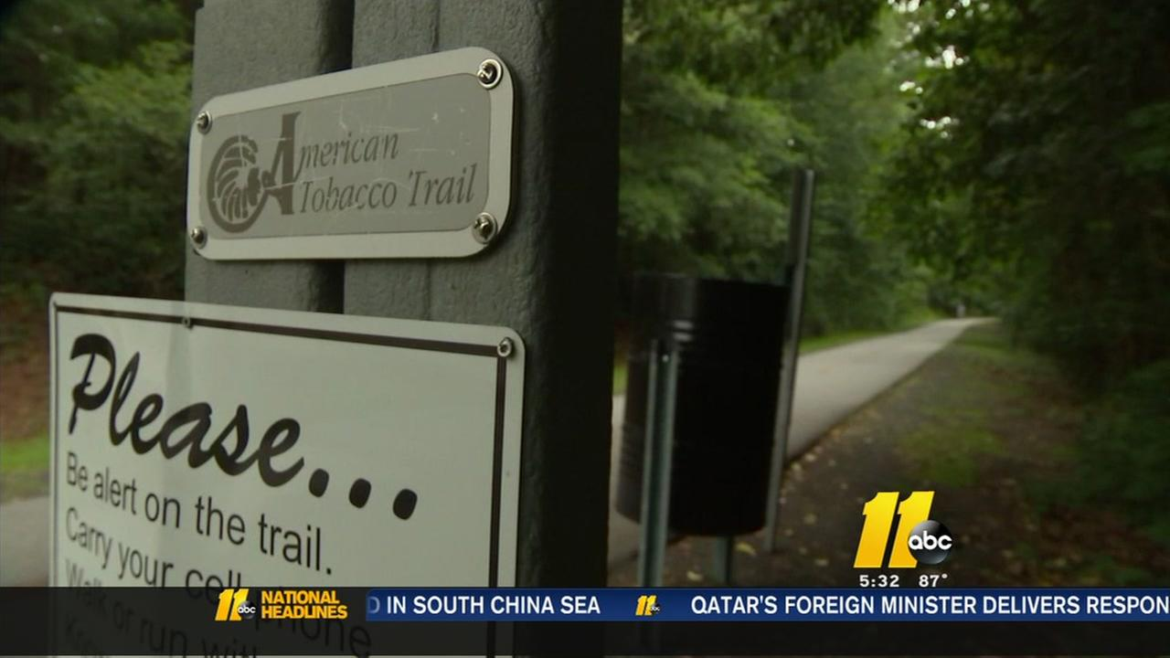Police beef up presence on popular trail