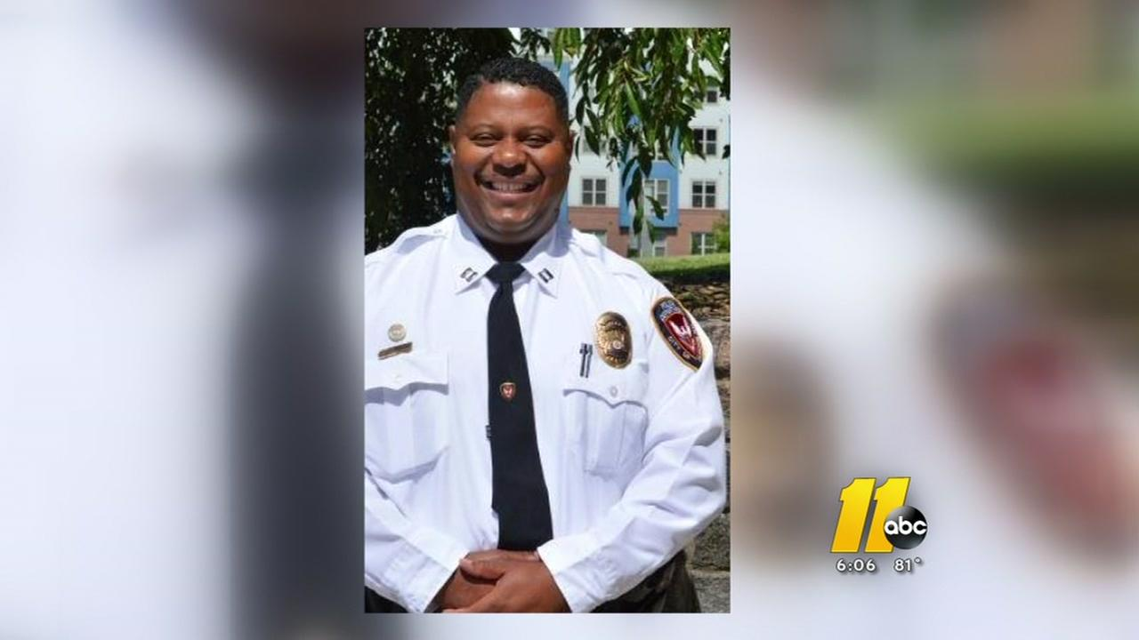 Durham police captain saves 3-year-olds life