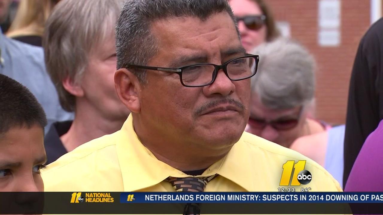 Triangle pastor faces deportation