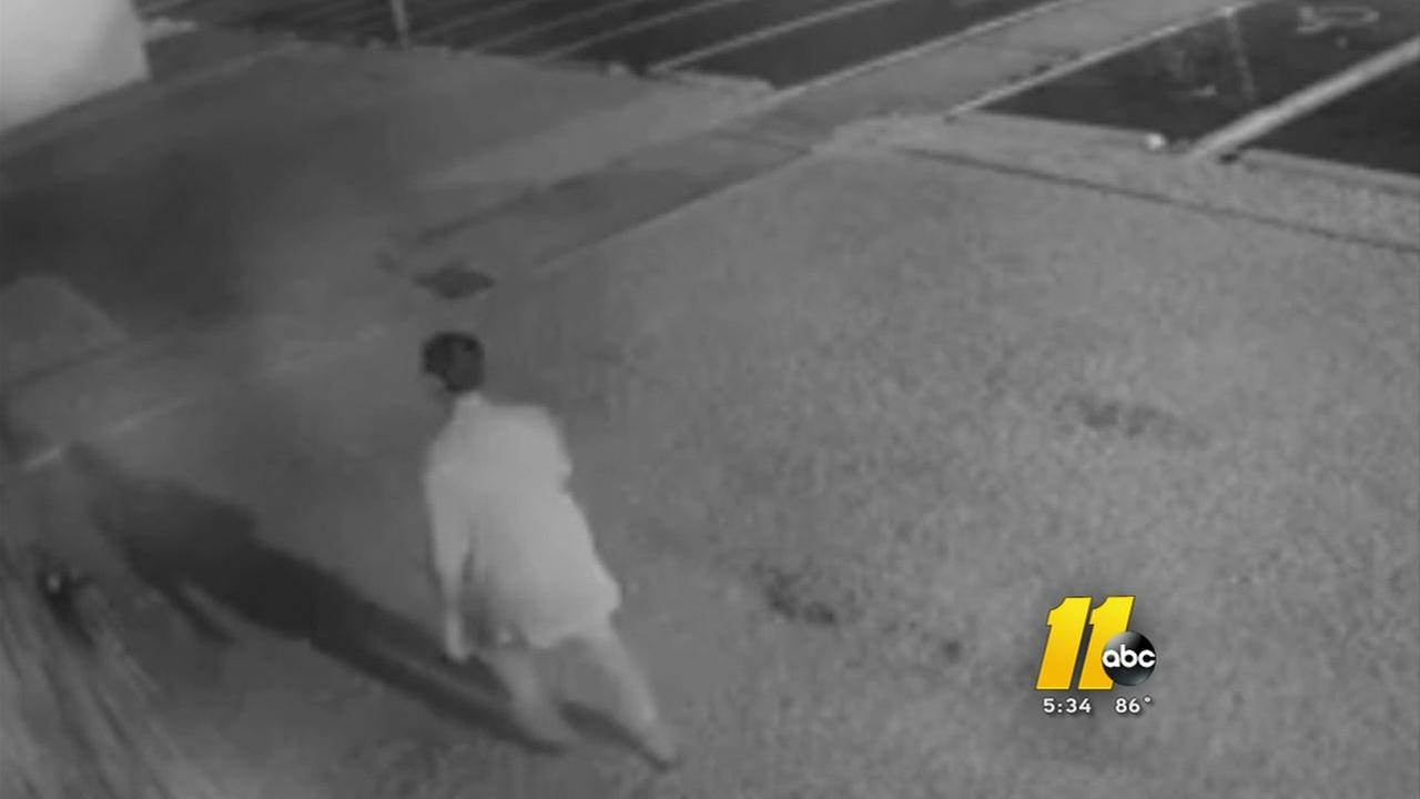 Rash of break-ins at Hoke County churches
