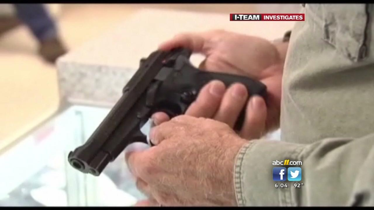 I-Team looks at where guns used in NC crimes come from