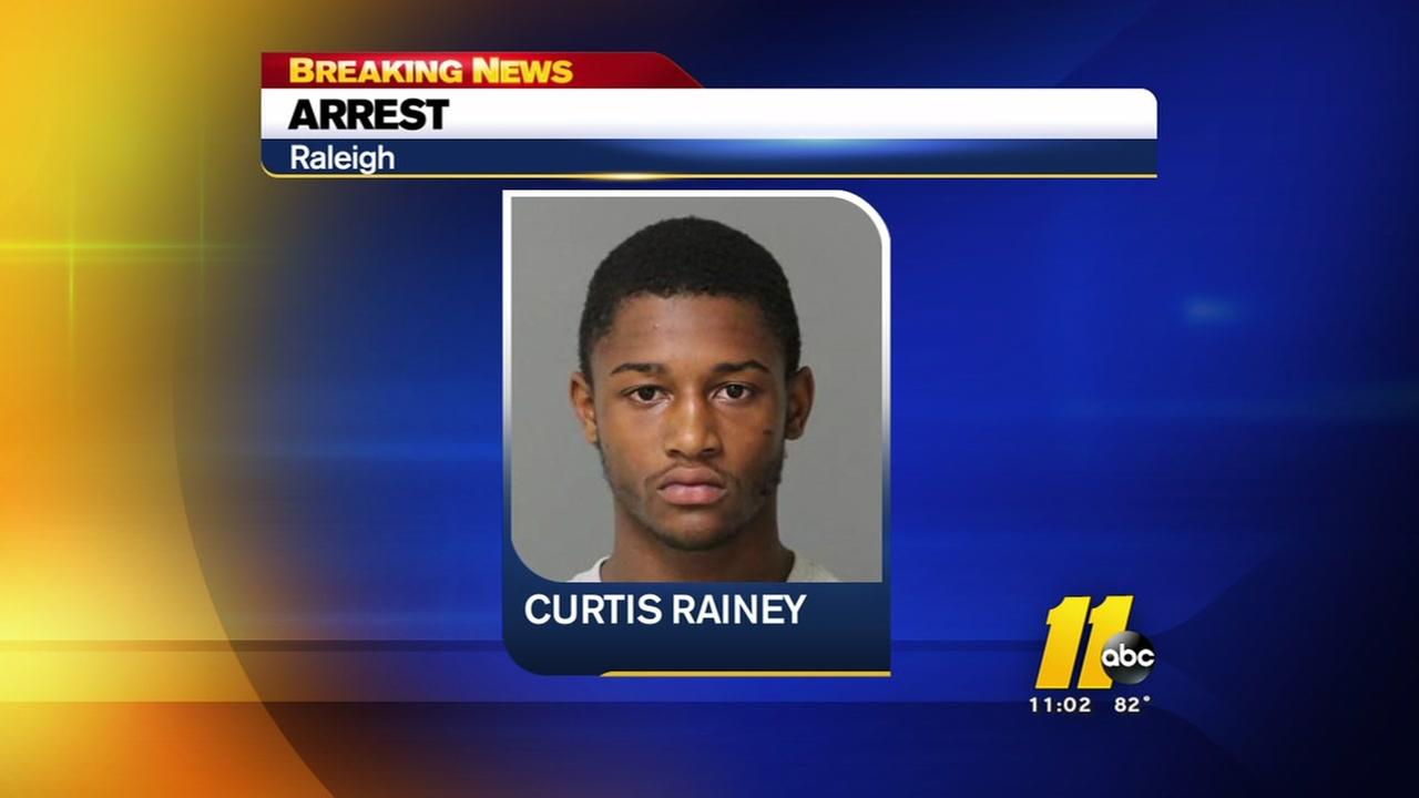 Second arrest made in deadly Raleigh shooting