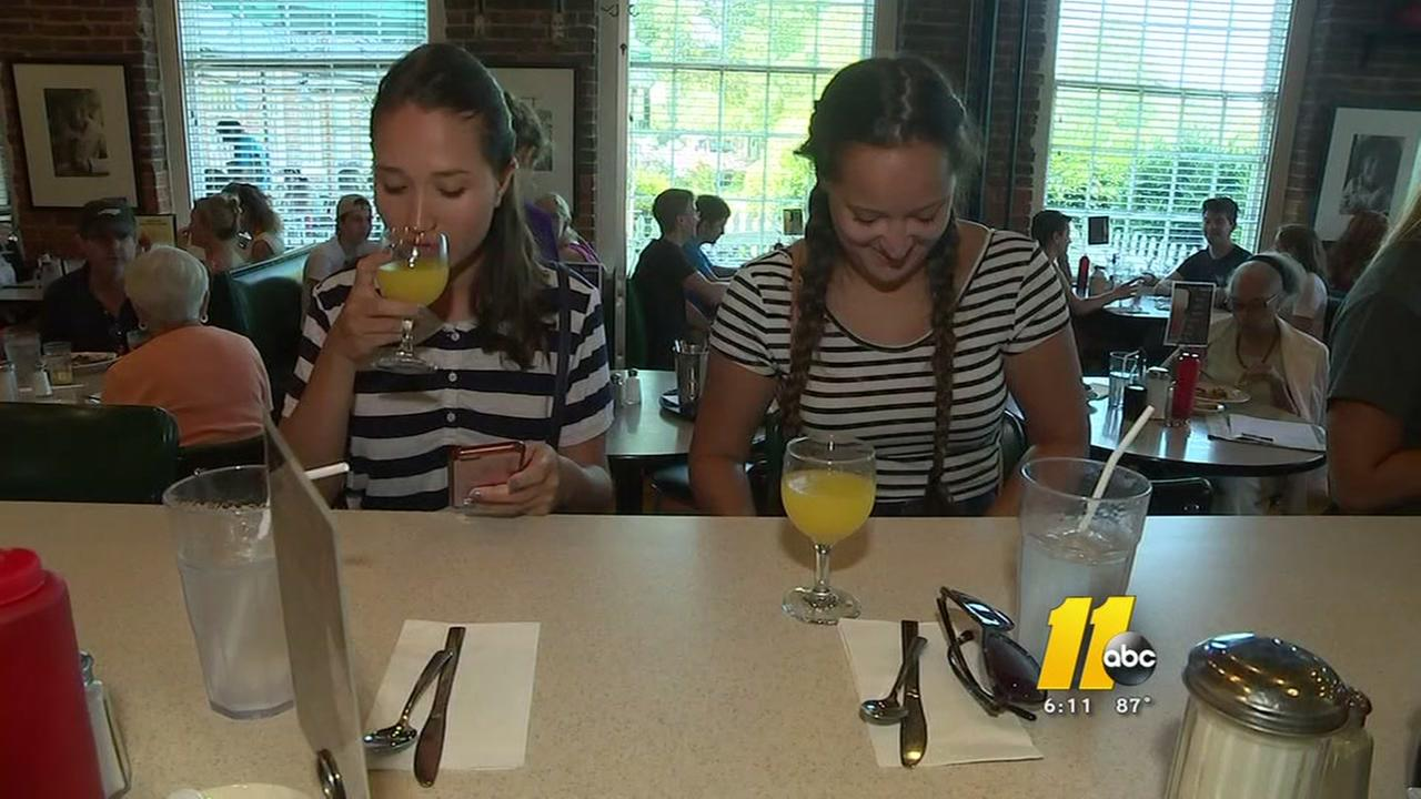 Triangle residents take advantage of brunch bill