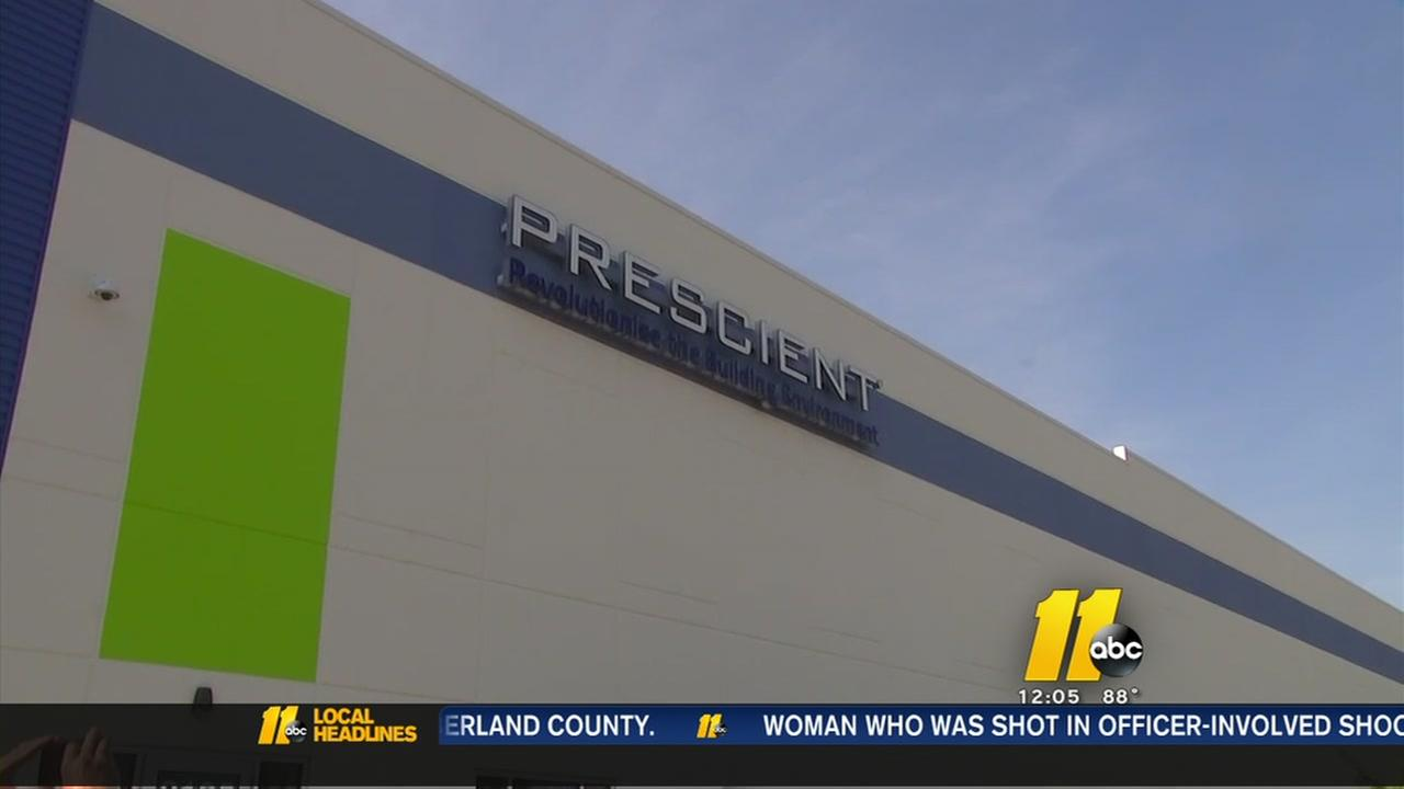 Prescients expanding, adding 200 new jobs in Mebane
