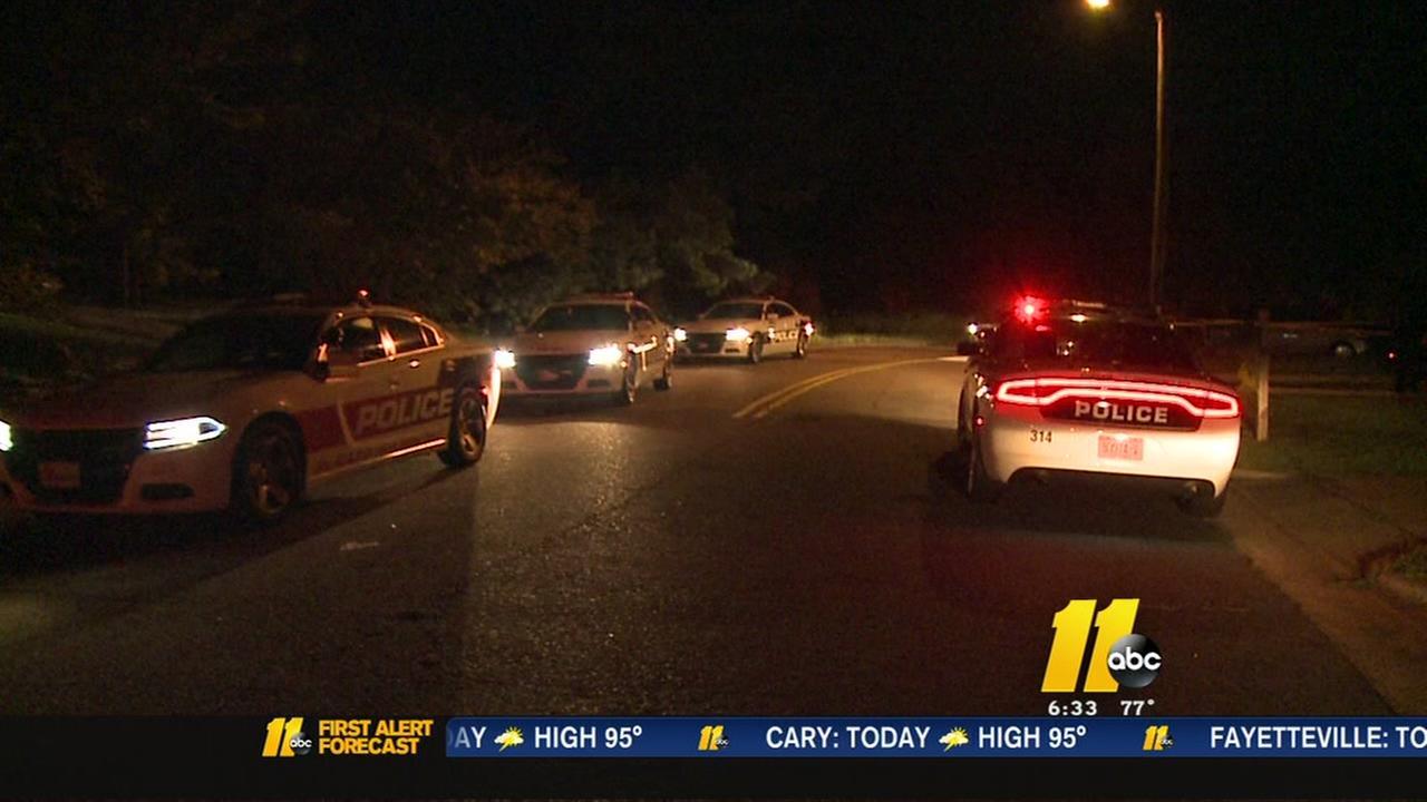 Person shot in Durham home invasion