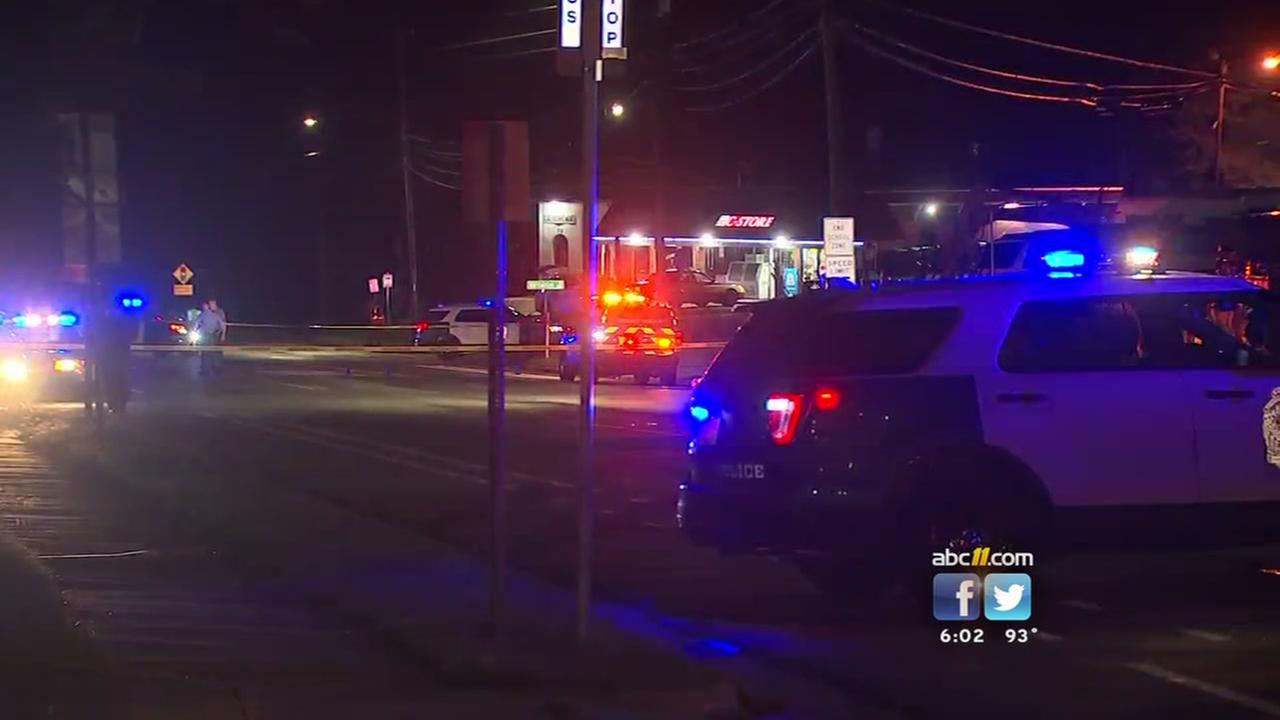 Man hurt in Raleigh hit and run