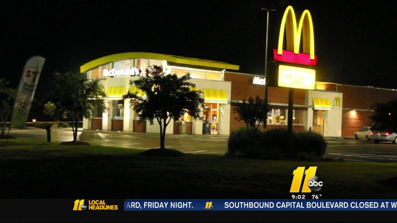Cumberland County deputies investigate robbery at McDonalds