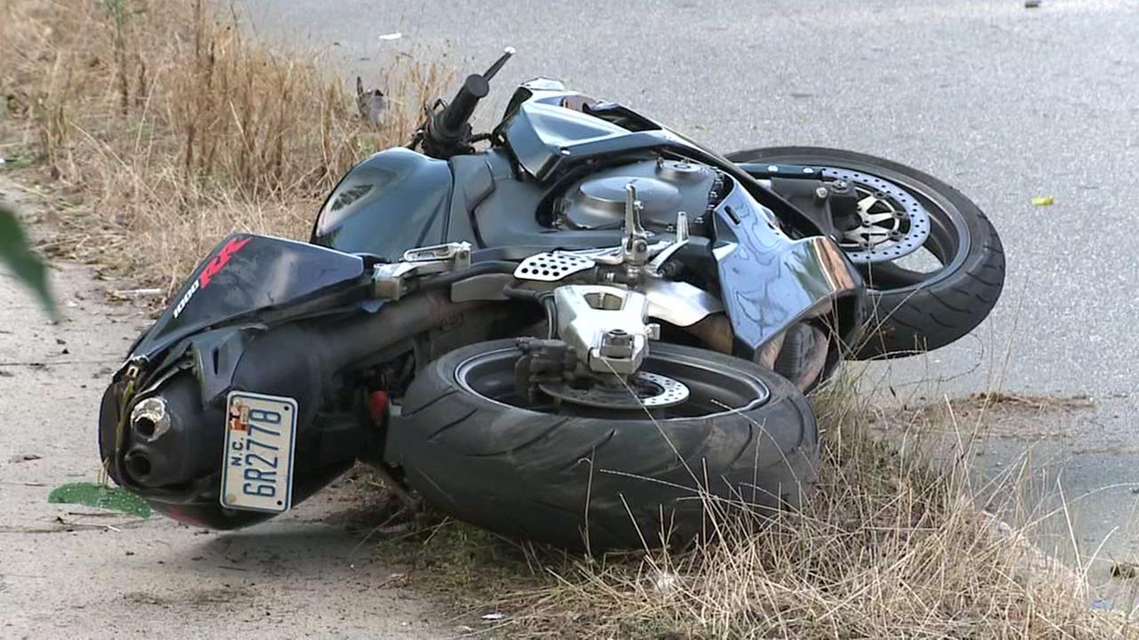 Man arrested in fatal motorcycle crash in Fayetteville