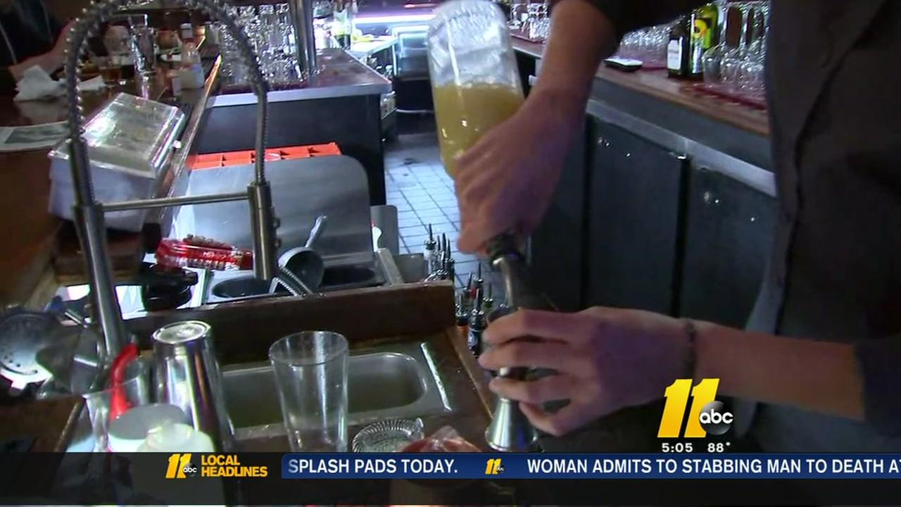 Parts of Wake County will have to wait a while for Brunch Bill benefits
