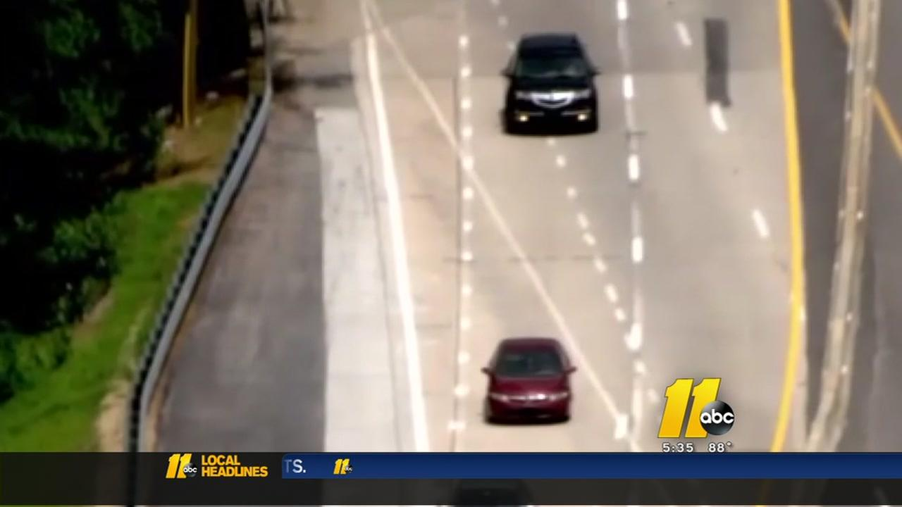 Confusing lane markings to soon go away