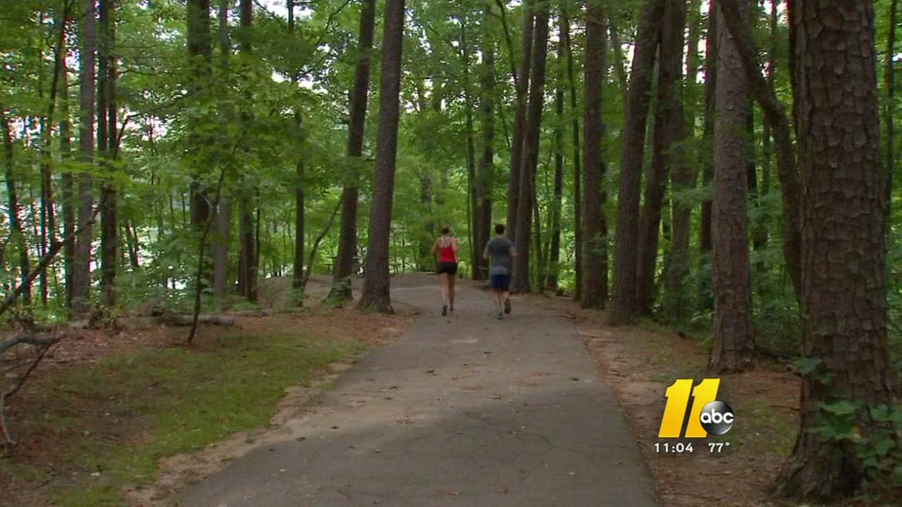 Raleigh runners on edge after lake attack