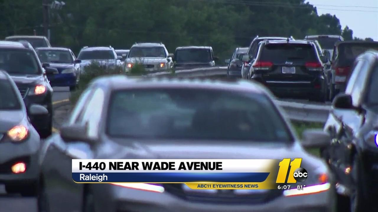 I-440 improvements