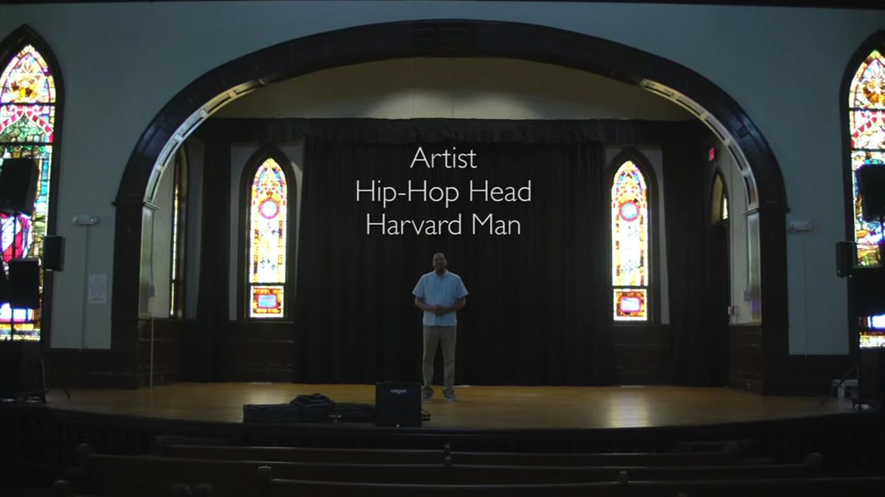 Durham Hip-hop Scholar Dasan Ahanu returns from Harvard