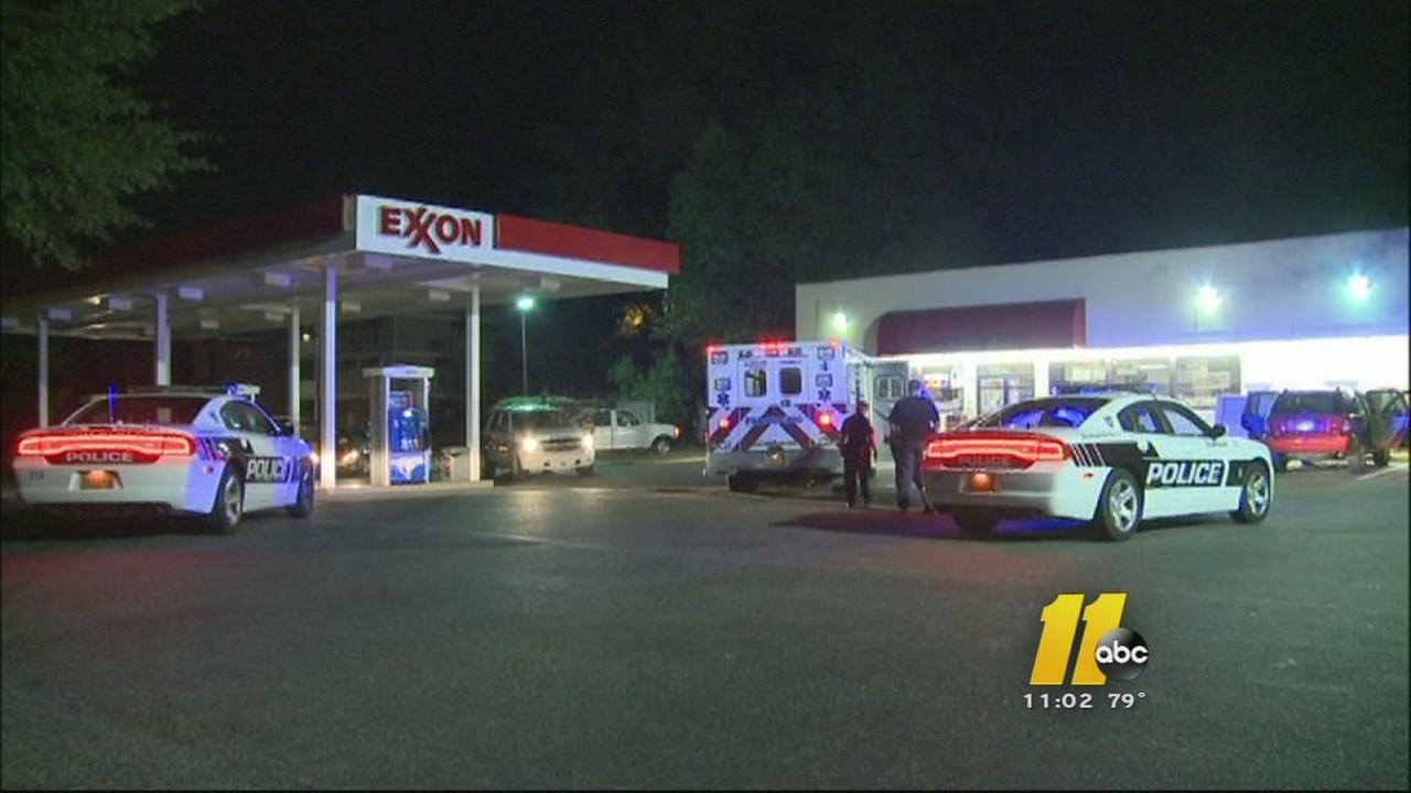 Bystander injured in Durham parking lot shooting
