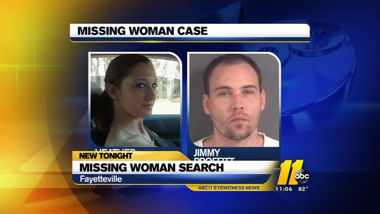 Search intensifies on for missing woman