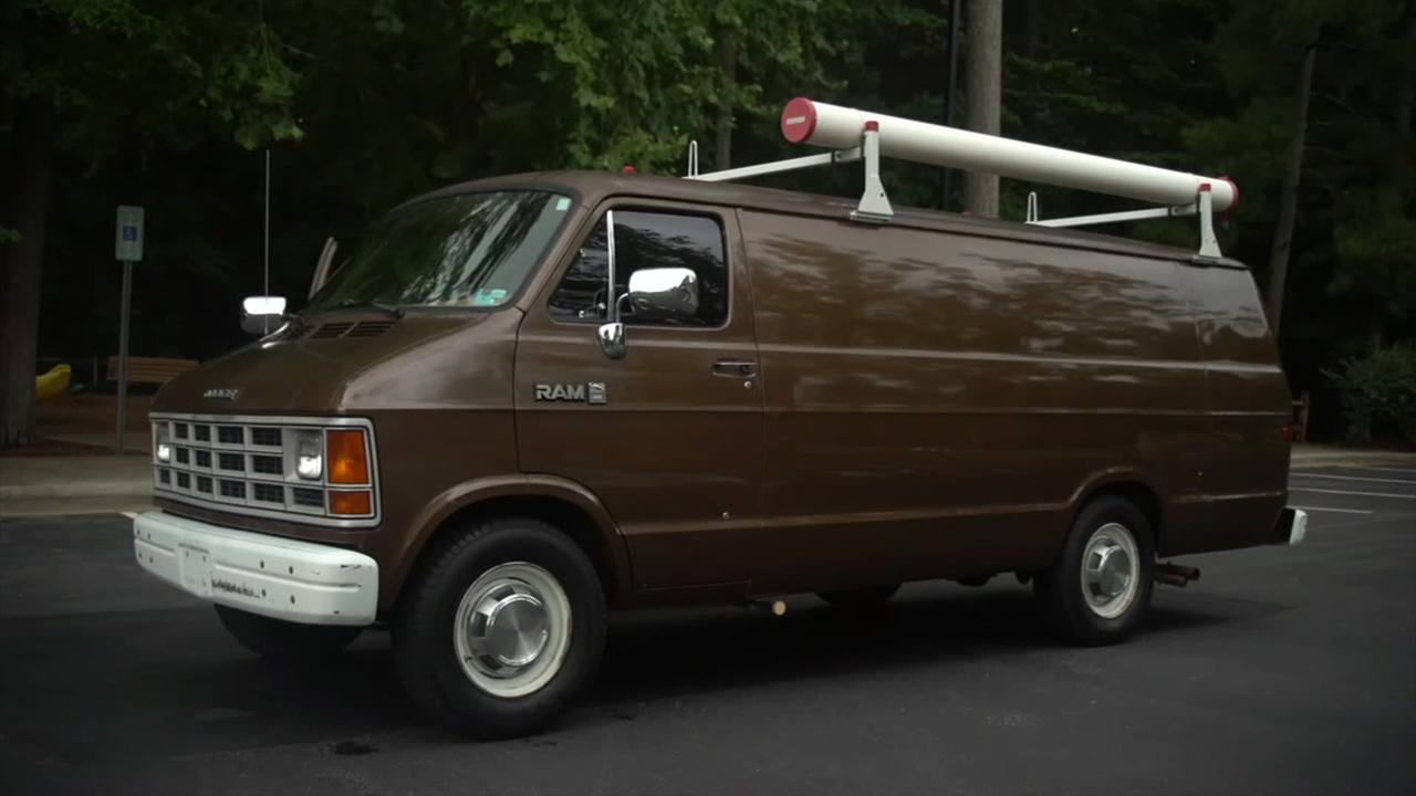 Cary men selling used FBI surveillance van on eBay