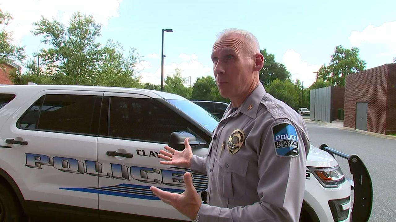 Police take precautions amid reports of faulty SUVs