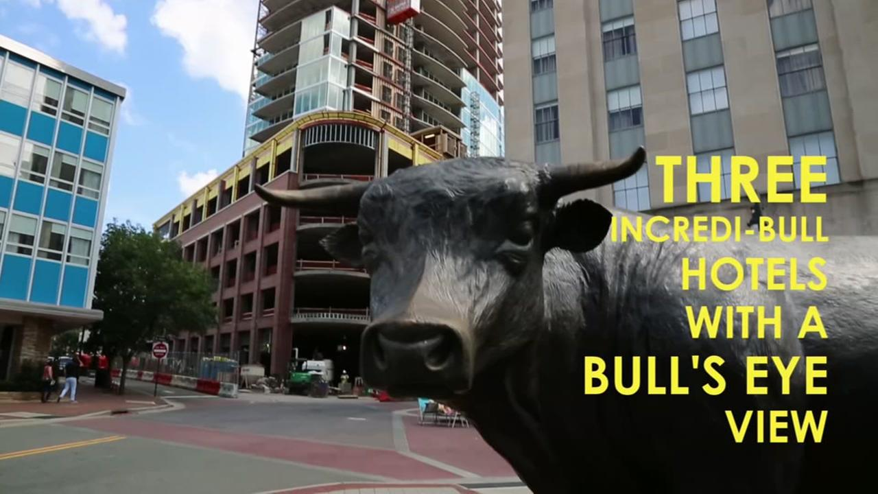 Three incredi-bull Durham hotels