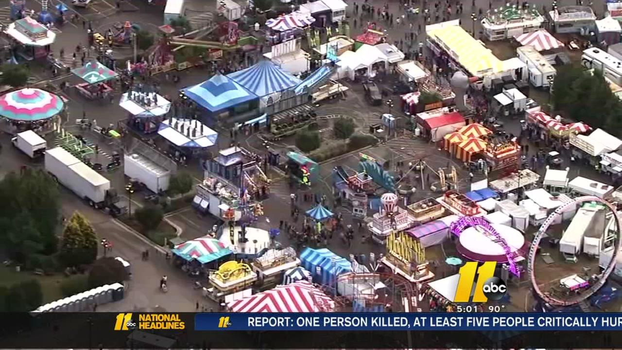 NC concerned about fair-ride safety after Ohio disaster