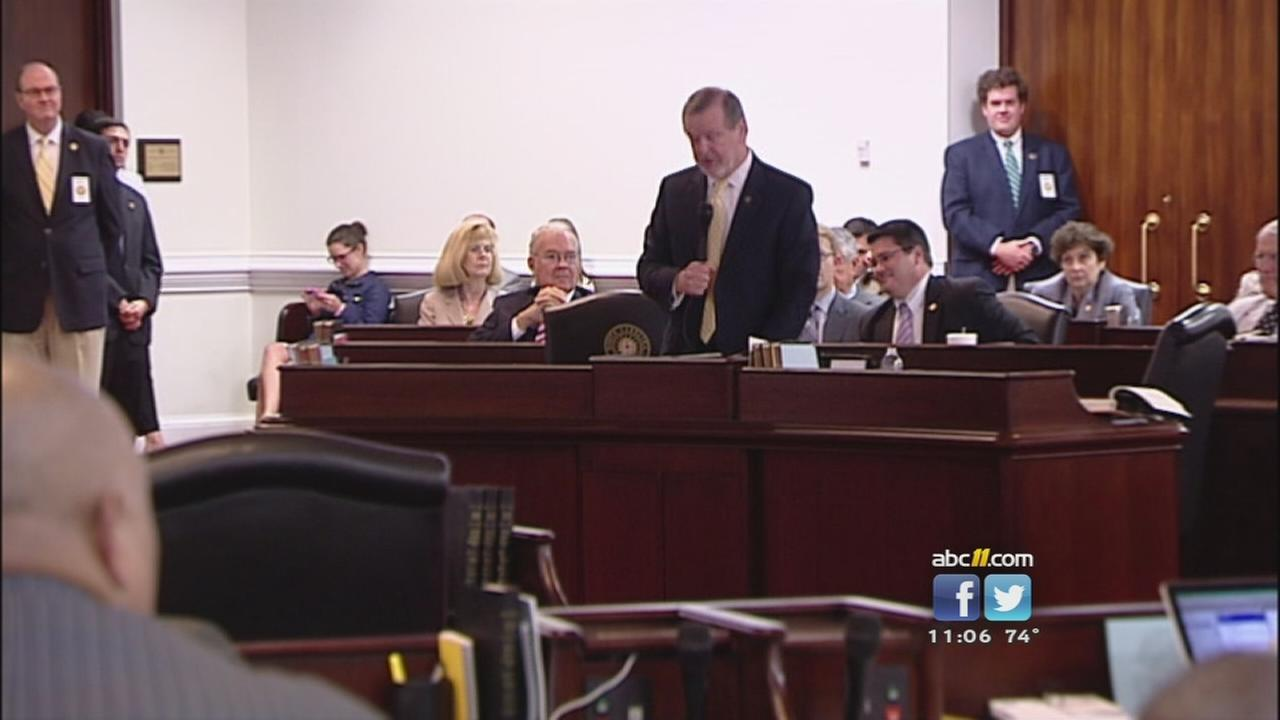 NC Senate leaders hint at budget details