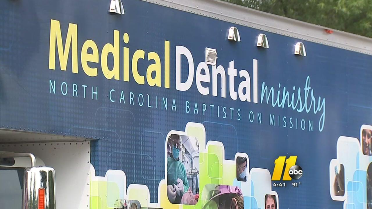 Ministry provides free dental care