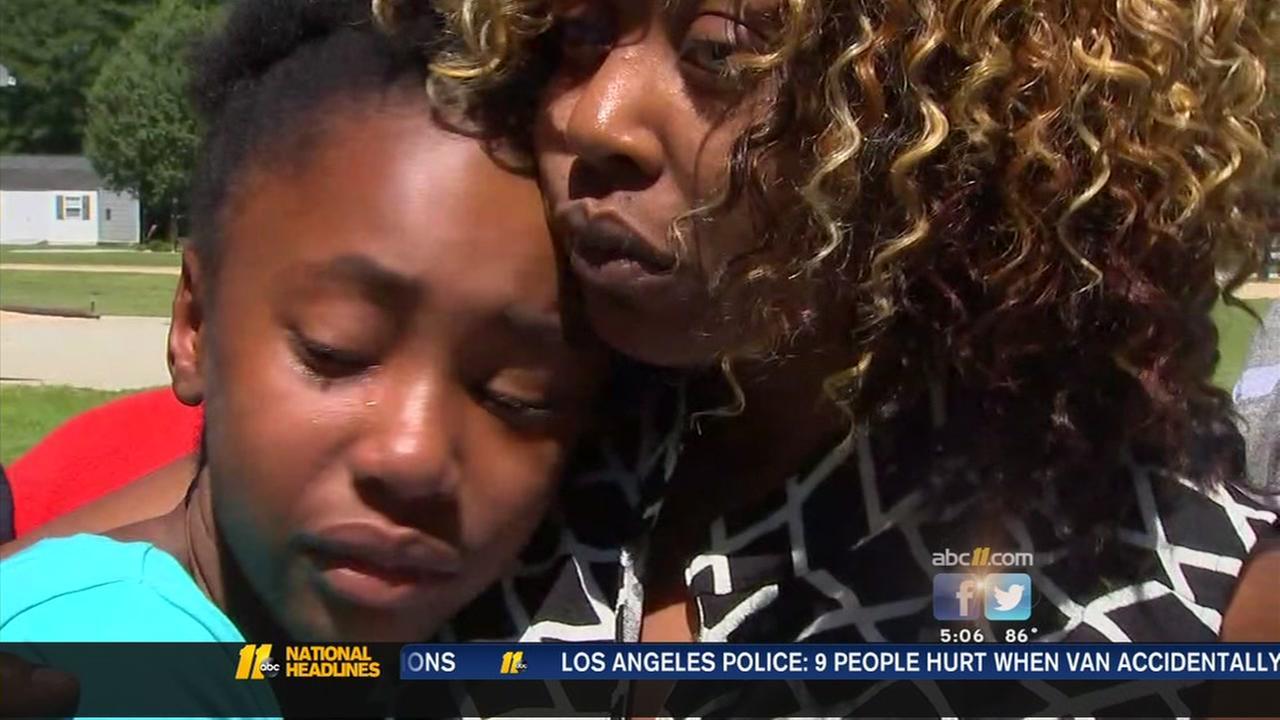 Families heartbroken after sons drown in Cape Fear River