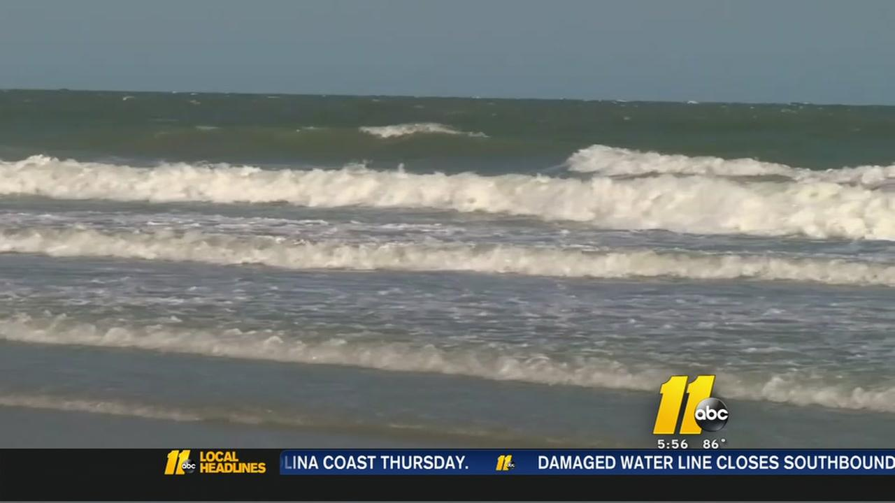NC woman says mom contracted flesh-eating bacteria at beach