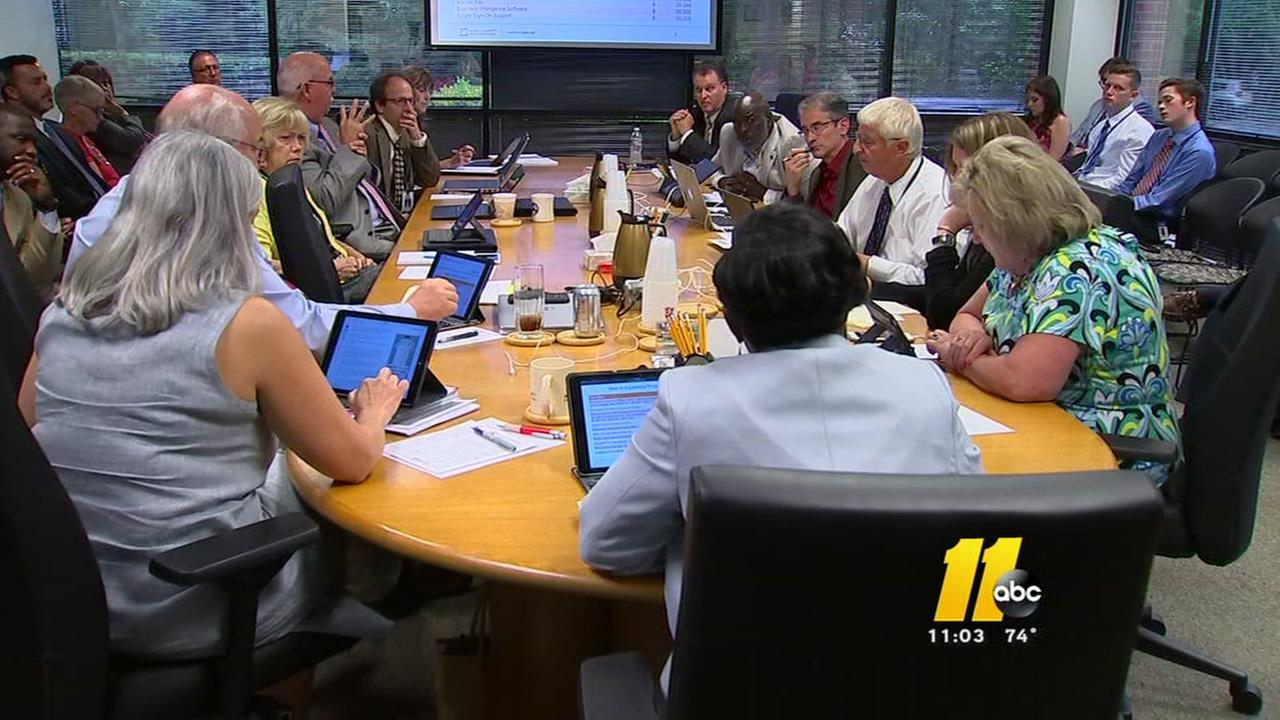 Wake School Board members agonize over budget cuts